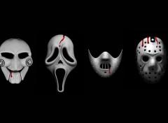 Cinéma masks movies