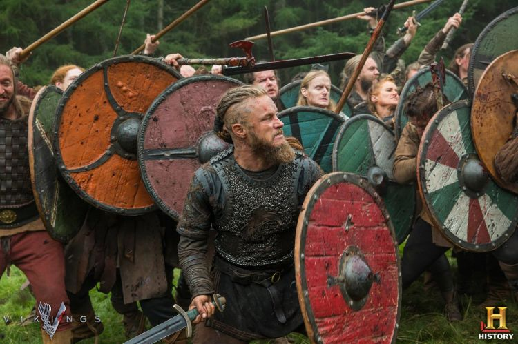 Fonds d'écran Séries TV Viking viking