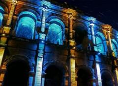 Constructions et architecture Arènes de Nîmes