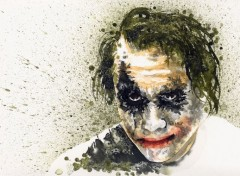 Art - Painting Joker