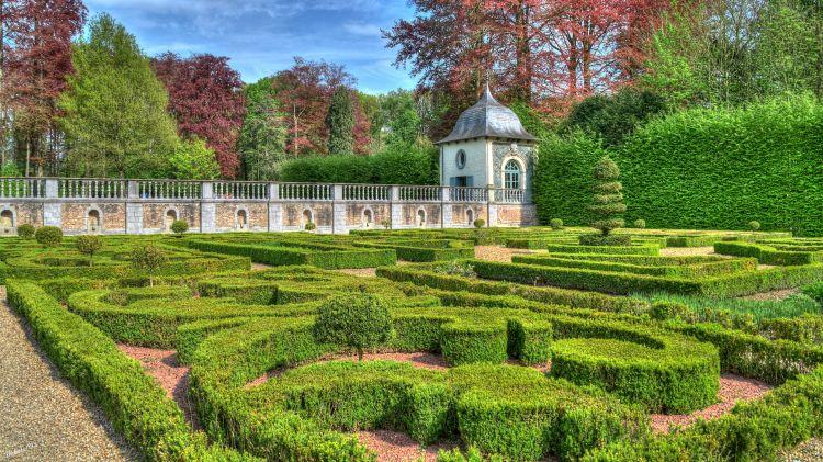 Wallpapers Nature Parks - Gardens Tourelle