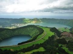 Voyages : Europe Lac Santiago - Açores