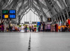 Constructions et architecture Gare St Roch Montpellier