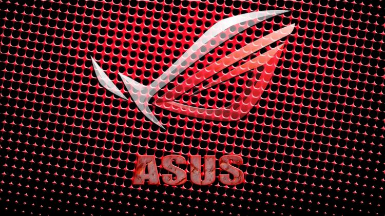 Fonds d'écran Informatique Asus Asus république of gamer