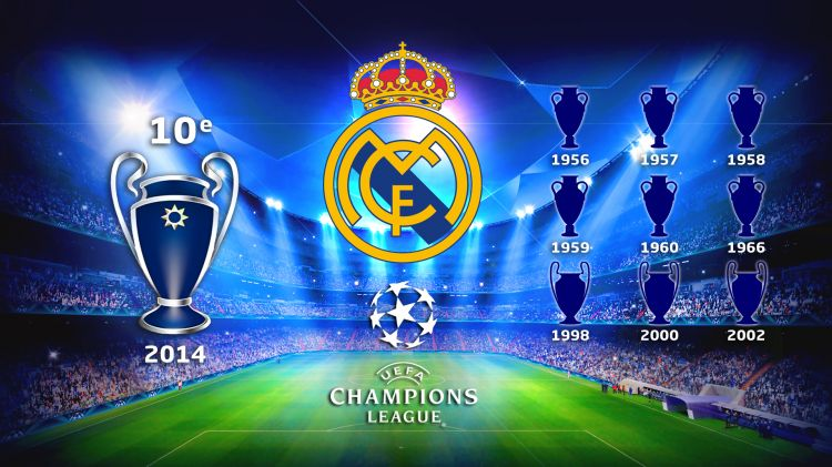 Fonds d'écran Sports - Loisirs Real Madrid REAL MADRID - DECIMA
