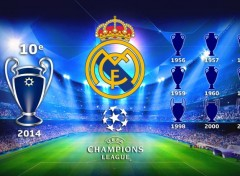 Sports - Loisirs REAL MADRID - DECIMA