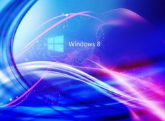 Informatique win 8 abstrait