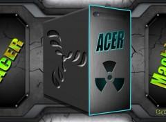 Informatique acer machine 3D