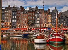 Voyages : Europe Honfleur