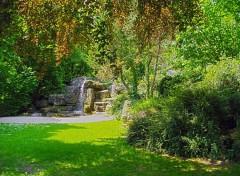 Nature Cascade Jardin Anglais Vesoul