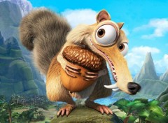 Dessins Animés scrat