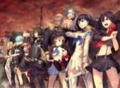 Manga Kill la Kill Characters