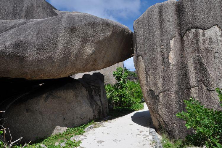 Wallpapers Nature Rocks - Stones - Sand Roches Seychelles (La Digue)