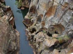 Trips : Africa  Les Marmites du diable,Blyde River Canyon, Afrique du Sud