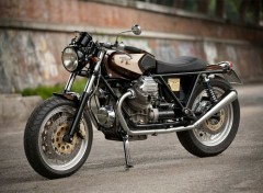 Motos Officine RossoPuro 850 TTre