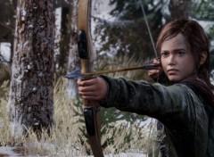 Jeux Vidéo Ellie The Last of Us Remastered