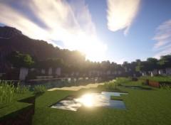 Video Games Minecraft (screenshot)