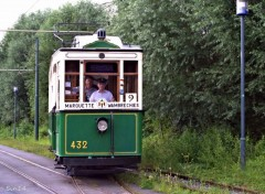 Transports divers ancien tramways