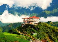 Voyages : Asie Coffee View & Bar - Sapa (Vietnam)