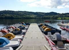 Voyages : Europe Lac d'Aydat