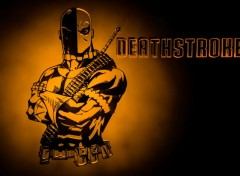 Comics Deathstroke