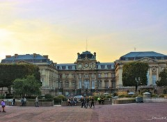 Constructions and architecture Préfecture de Lille