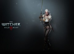 Jeux Vidéo The Witcher 3 Wild Hunt Ciri wallpaper