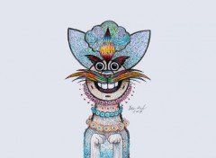 Art - Crayon Little Dragon