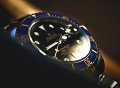 Objets Rolex Submariner