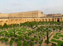 Trips : Europ l'orangerie Château de versailles effet miniature
