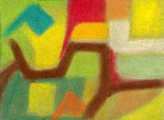 Art - Pencil pastel