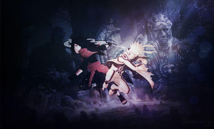 Fonds d'écran Manga Naruto Crossed Destinies