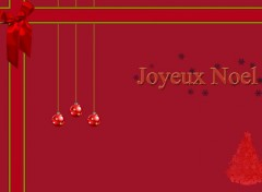 Art - Numérique Joyeux Noel