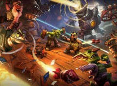 Video Games Gobelins et gnomes