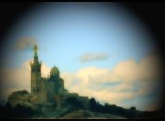 Voyages : Europe Notre Dame de la garde Marseille