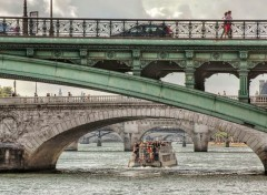 Trips : Europ Les ponts de Paris