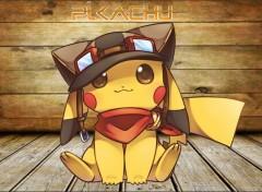 Manga pikachu