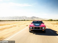 Voitures Ford mustang mach 1