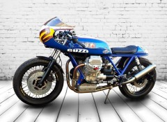 Motos Rocket Custom Garage