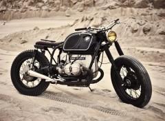 Motos Zadig MC R60/6 Johnny CASH