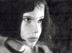 Art - Crayon Léon - Mathilda
