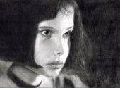 Art - Pencil Léon - Mathilda