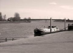 Boats Péniche accostée - Mâcon