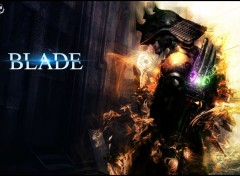 Fantasy and Science Fiction Blade Slash