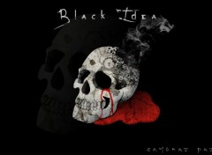 Art - Numérique Black Idea