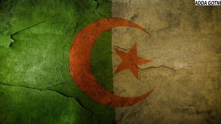 Fond D Écran Algerie fonds d'écran voyages : afrique > fonds d'écran algérie drapeau