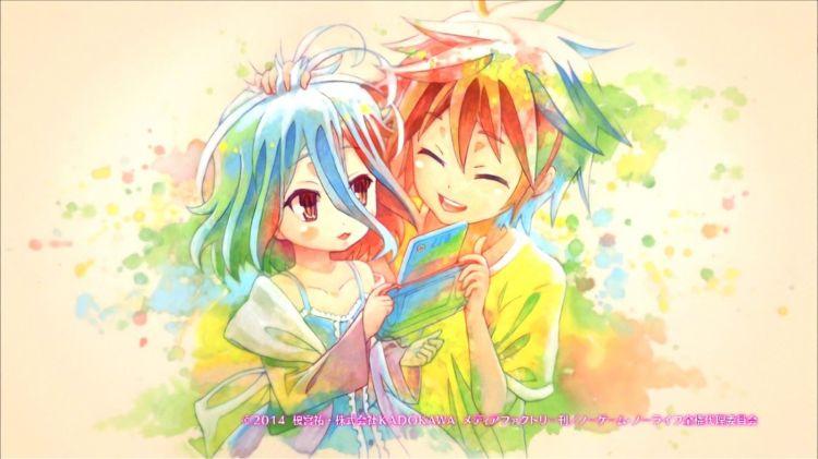 Wallpapers Manga No Game No Life No Game No Life