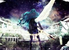 Manga Angel Miku