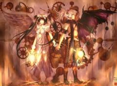 Manga Manga - Ange ou Démon