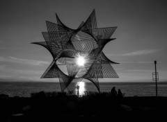 Voyages : Europe Sculpture Angel DUARTE - Lausanne
